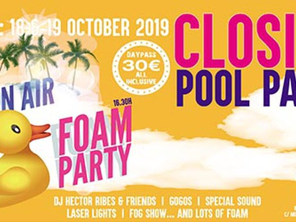 Closing party apartamentos benidorm celebrations™ music resort (adults only)