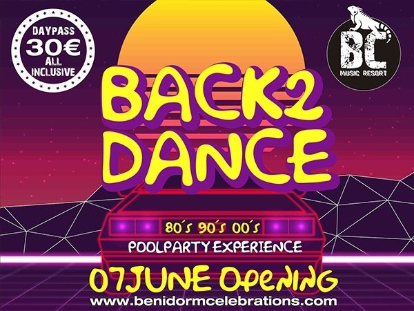 Back2dance apartamentos benidorm celebrations™ music resort (adults only)