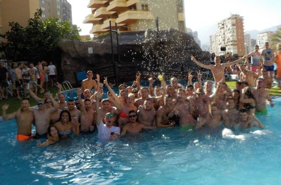 Pase de día en Benidorm Celebrations™ Apartamentos Benidorm Celebrations™ Pool Party Resort (Adults Only)