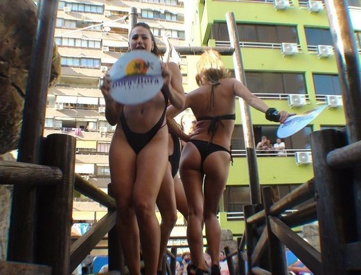 DJs & Gogos   Benidorm Celebrations™ Pool Party Resort (Adults Only)