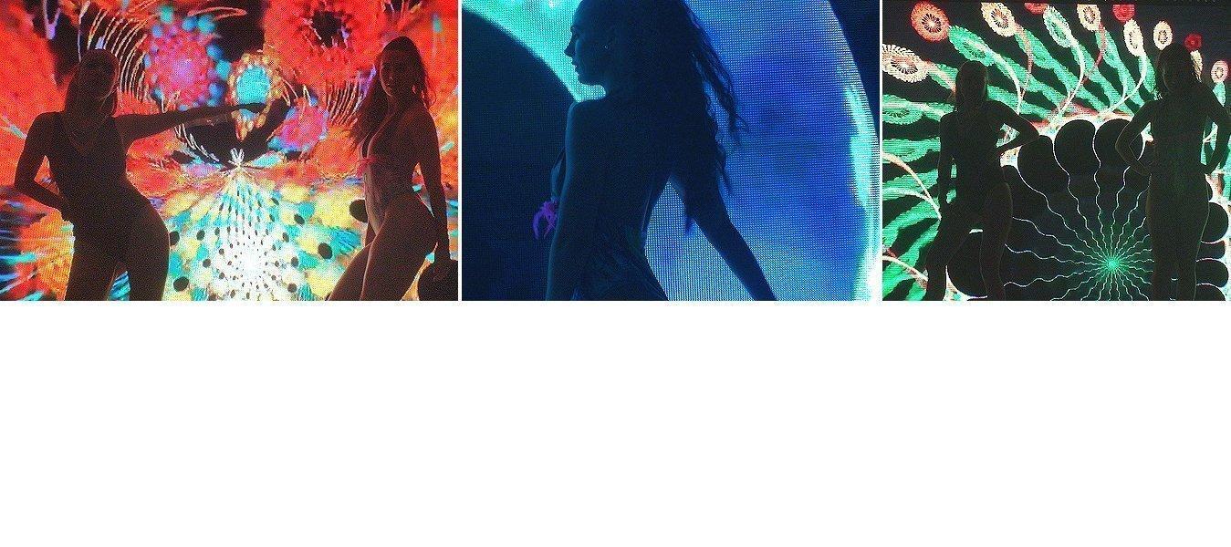 DJs y Gogos, para amenizar nuestras Pool Parties. Con todo el sonido Bora-Bora Ibiza - Apartamentos Benidorm Celebrations™ Pool Party Resort (Adults Only)